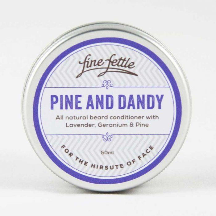 Baume à barbe Pine and Dandy