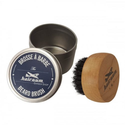 brosse à barbe Hairgum Barbershop