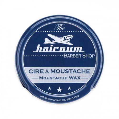 cire à moustache Hairgum barbershop