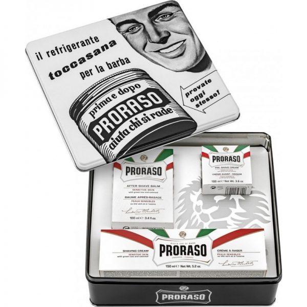 Coffret Proraso vintage toccasana