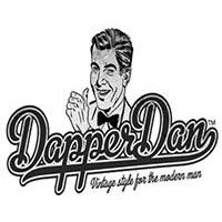 Dapper Dan, produits pour les cheveux des hommes.