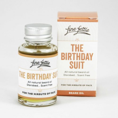Huile à barbe Birthday Suit FineFettle