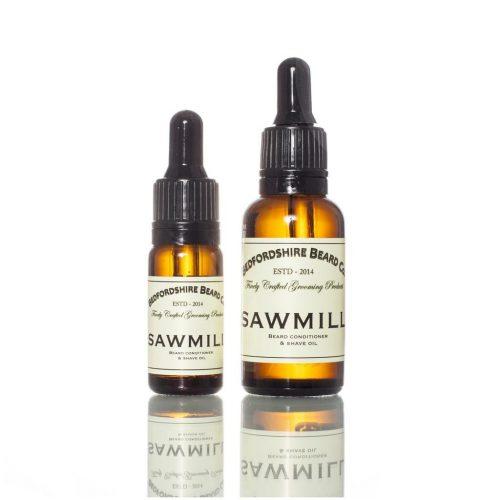Sawmill Bedforshire Beard Co