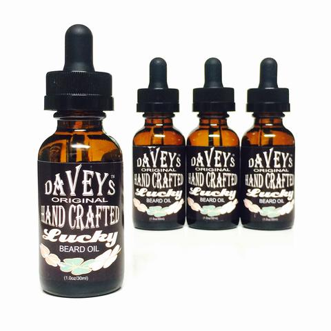 Huile à barbe davey's Original Lucky
