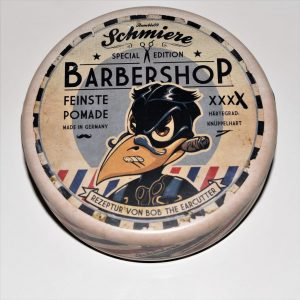 Pomade Schmiere edition Barbershop Extra strong hold