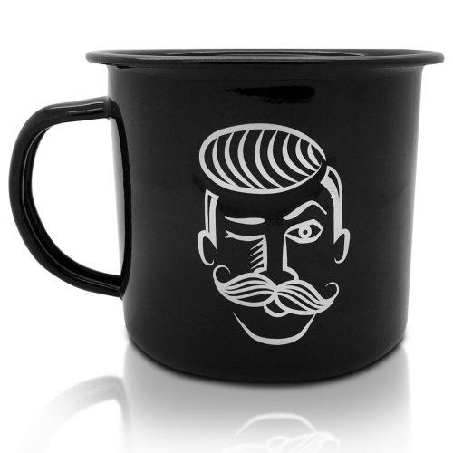 Shave Mug WInk Barber pro