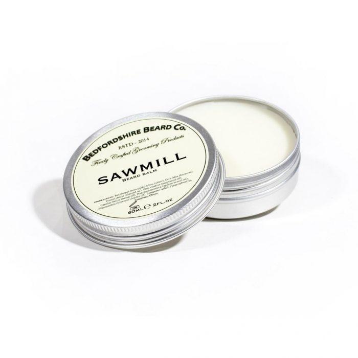 baume à barbe Sawmill Bedfordshire Beard Co