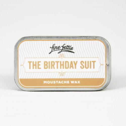 cire à mosutache Birthday Suit FineFettle