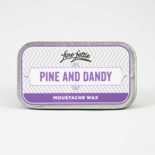 cire à moustache Pine and Dandy