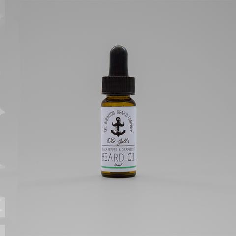 The brighton Beard Company Black Pepper and Grapefruit