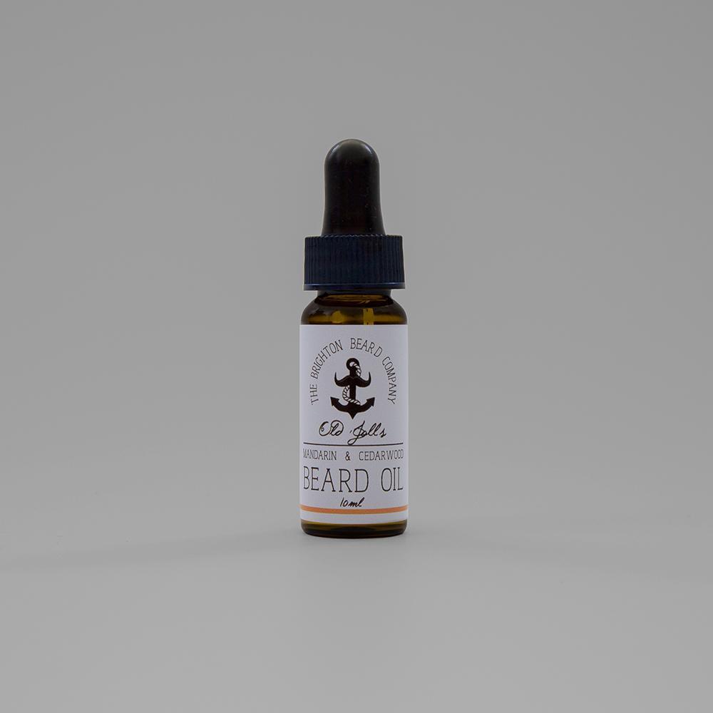 The brighton Beard Company Mandarin and Cedar Wood