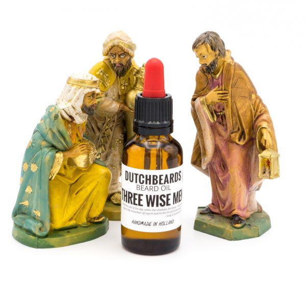 Huile à barbe Three Wise Men Dutchbeards