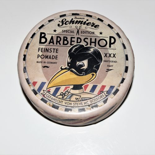 pomade Schmiere Edition Barbershop Hard