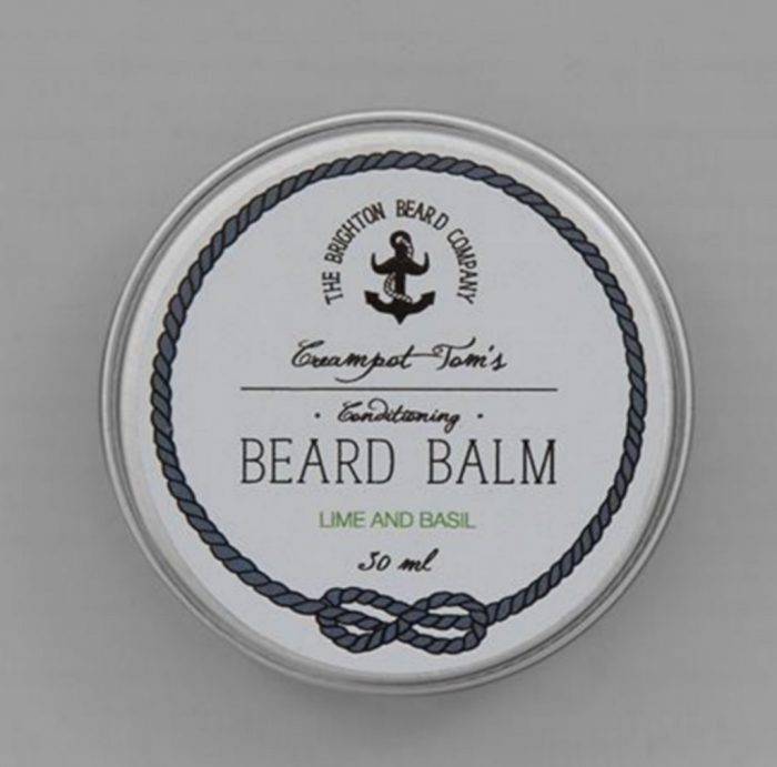 Baume à barbe Lime and Basil the Brighton Beard Company