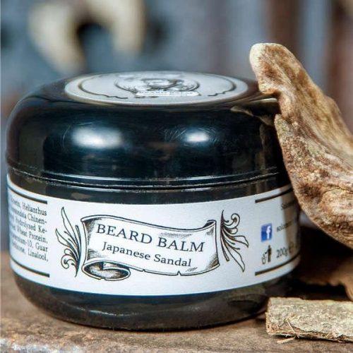 Baume à barbe Solomon's Beard Japanese Sanda