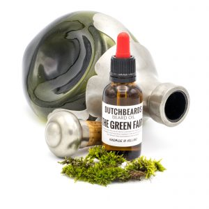 huile à barbe Dutchbeards The Green Fairy
