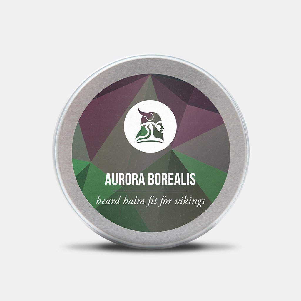 Baume à barbe Aurora Borealis