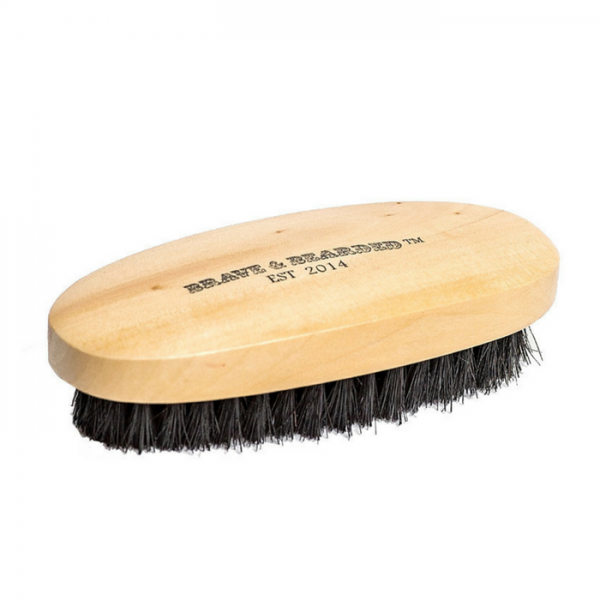 Brosse à barbe Brave and Bearded