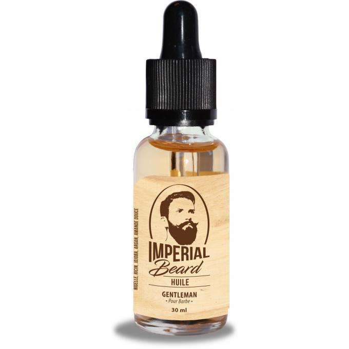 Huile à barbe Imperial Beard Gentleman