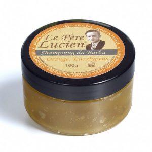 Le shampoing du barbu Le Père Lucien
