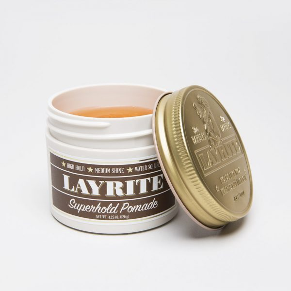 Pomade Layrite Superhold