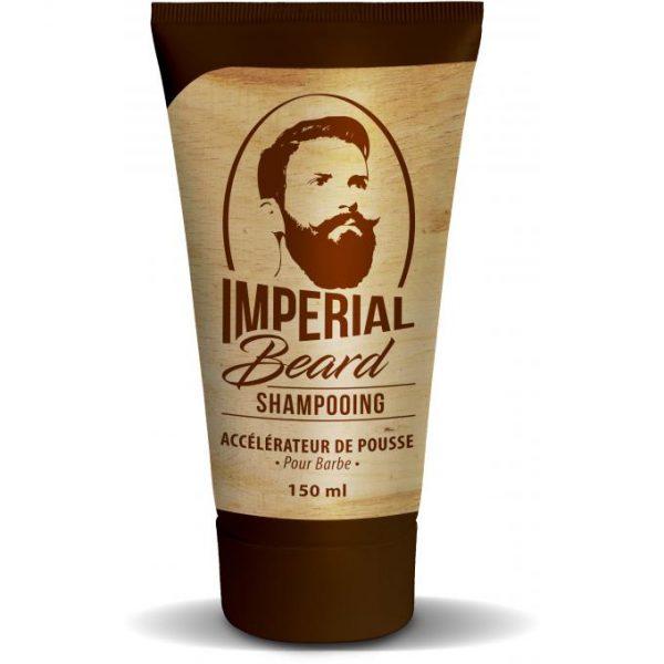 Shampoing accélérateur de pousse barbe Imperial Beard