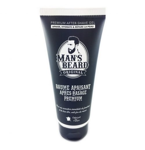 Baume après-rasage premium Man'es Beard