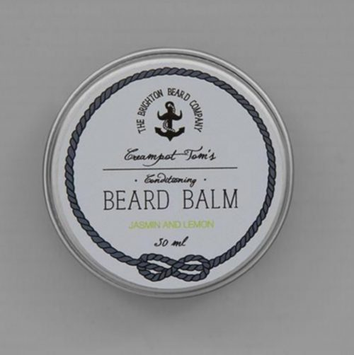 Cire à barbe Jasmin and Lemon the Brighton Beard Company