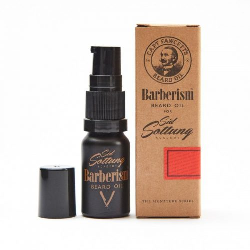 Barberism Captain Fawcett