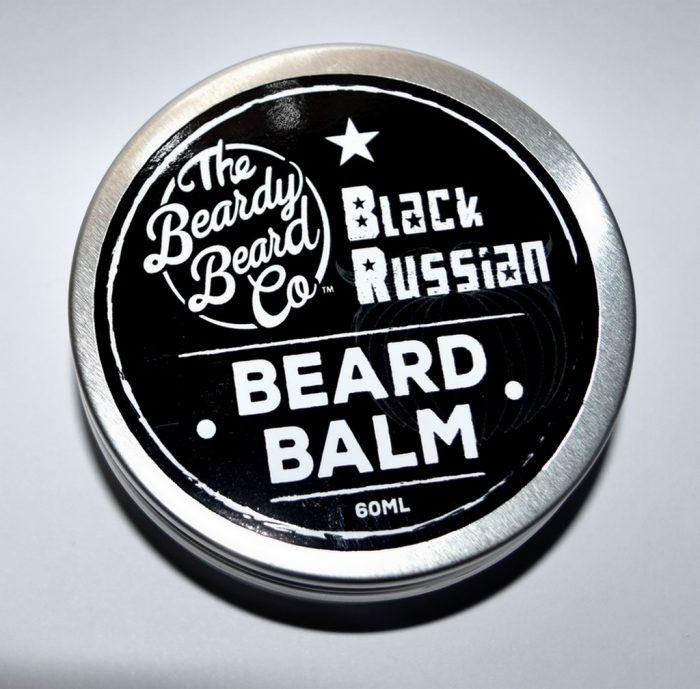 Baume à barbe Black Russian the Beardy beard co