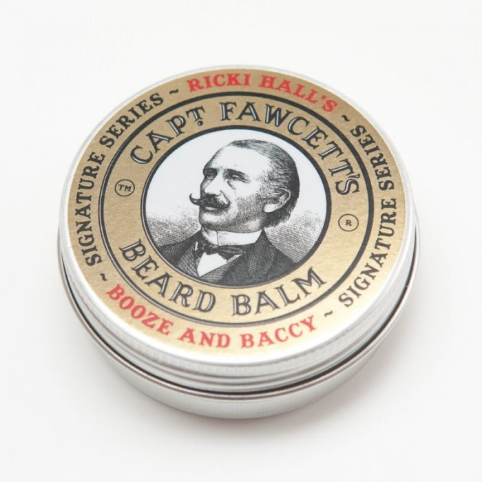 Baume à barbe Booze and Baccy Captain Fawcett