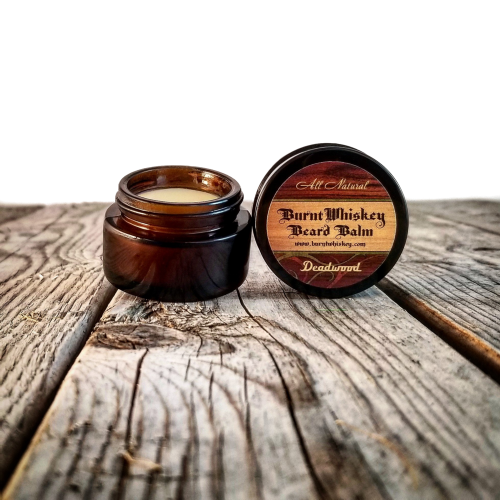 Baume à barbe Deadwood Burnt Whiskey Beard co