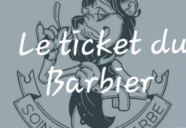Le ticket du Barbier