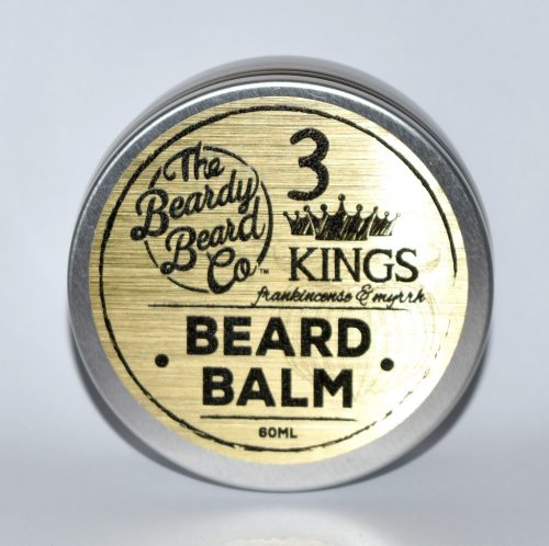 baume à barbe 3 kings the Beardy Beard Co