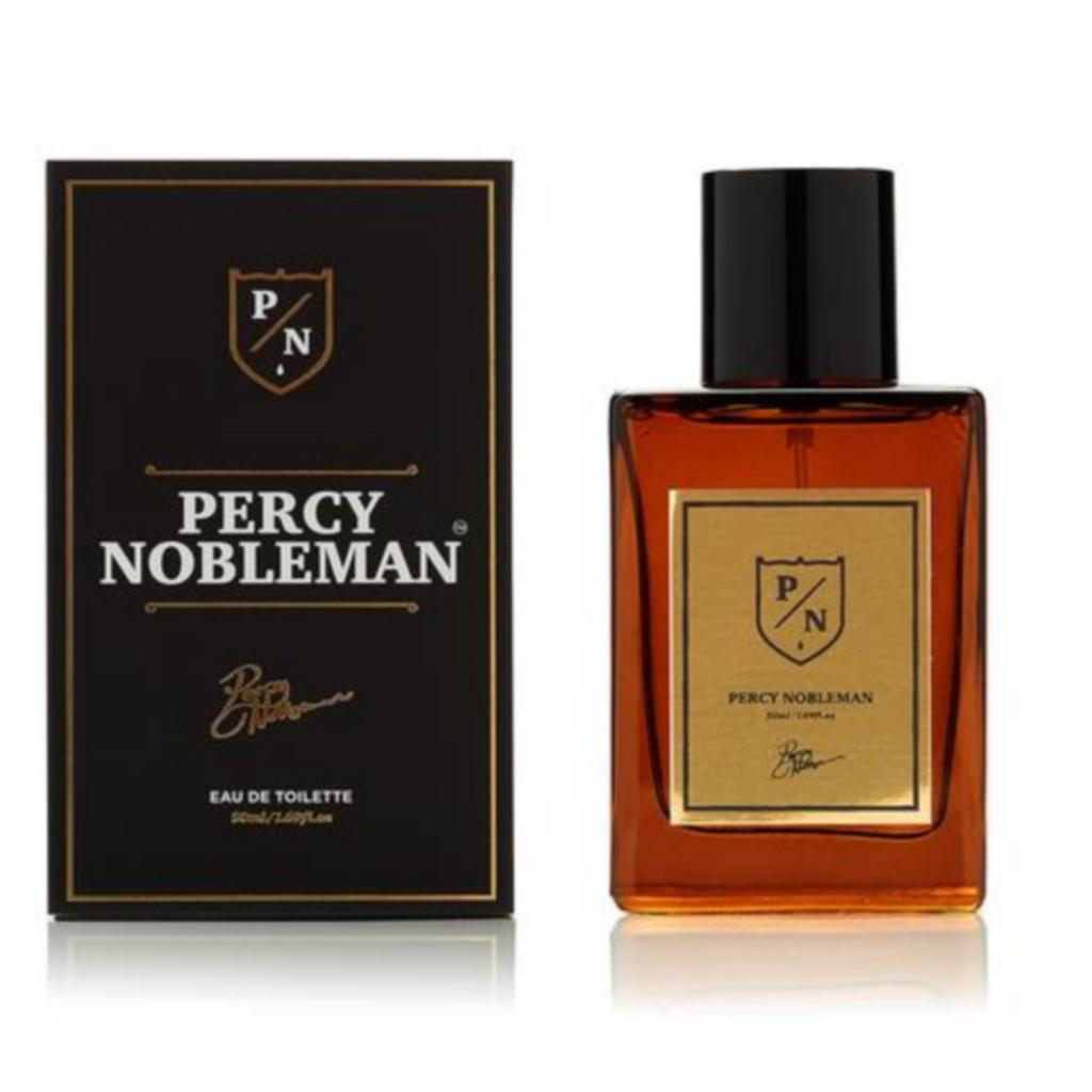 Eau de toilette signature Percy Nobleman