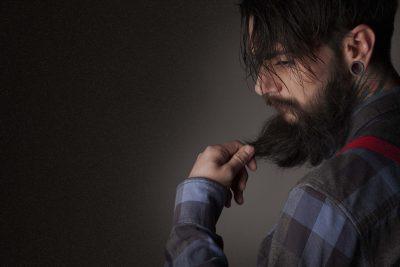 barbe a arrêté de pousser