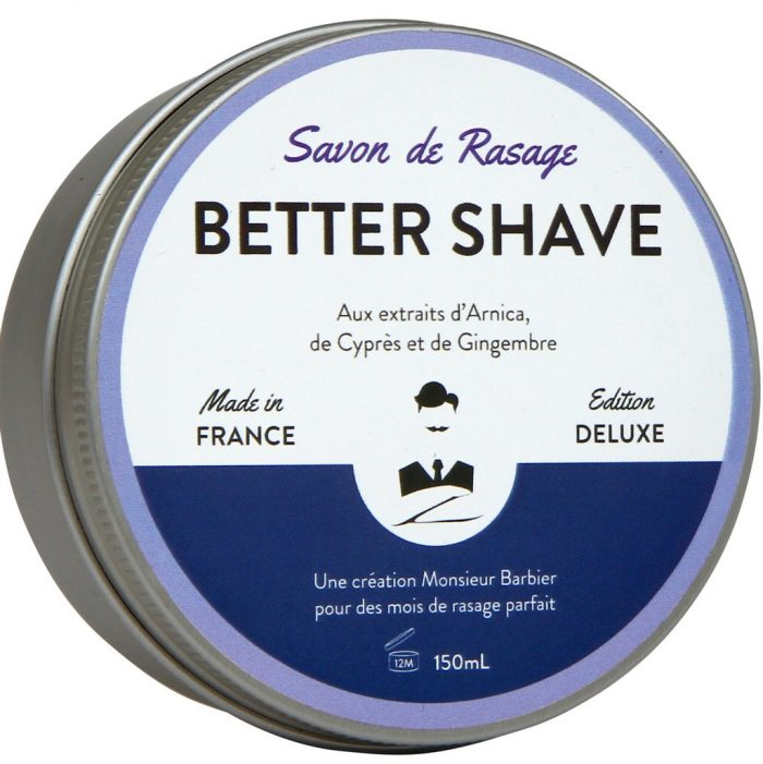 Savon de rasage Better Shave Monsieur Barbier