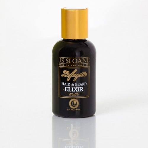 Huile à barbe Lafayette Elixir JS Sloane