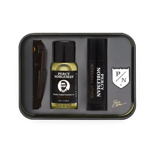 Kit Percy Nobleman Travel Tin