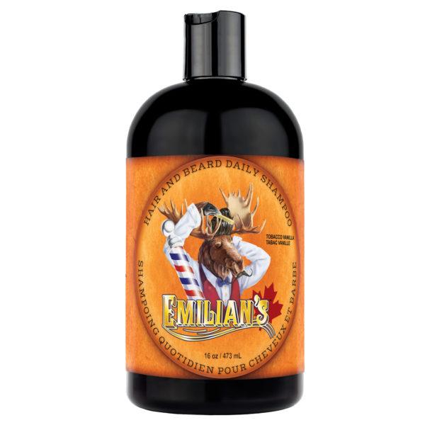 Shampoing Emilian's Tobacco Vanilla