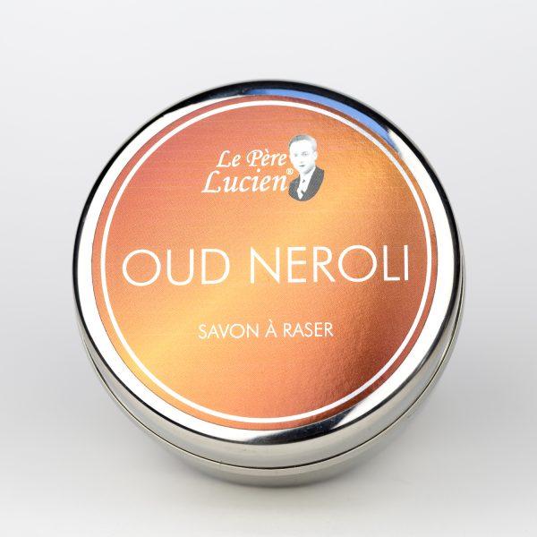 Savon du barbier Le Père Lucien Oud Néroli