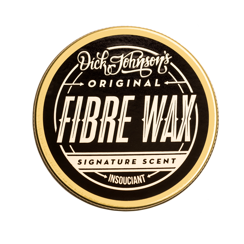 Cire coiffante insouciant Dick Johnson's fibre wax