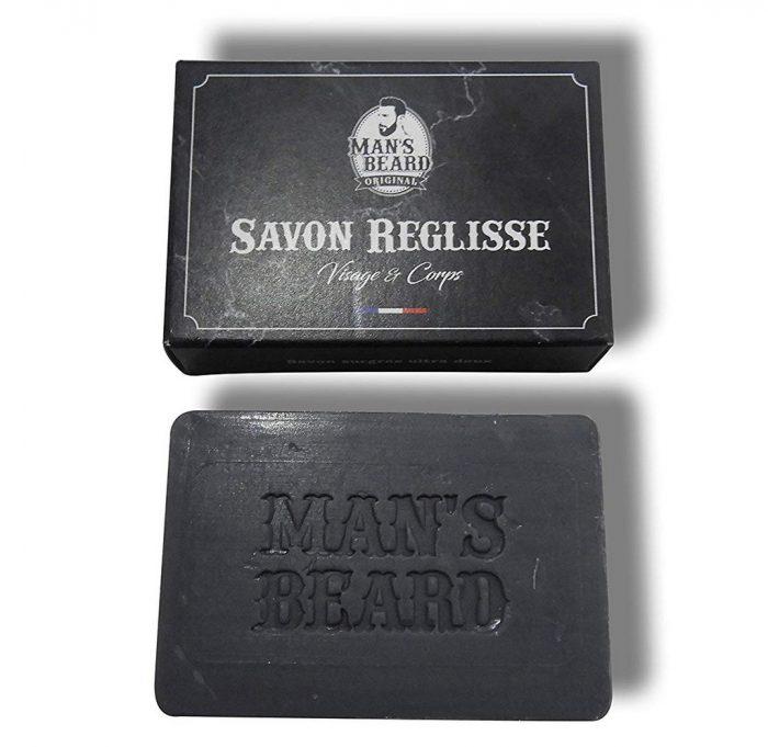 Savon réglisse Man's Beard