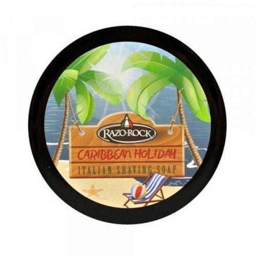 Savon de rasage RazoRock Carribean Hollyday