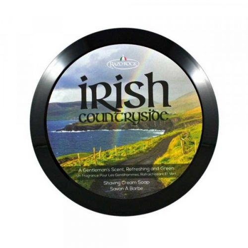 Savon de rasage RazoRock Irish Countryside