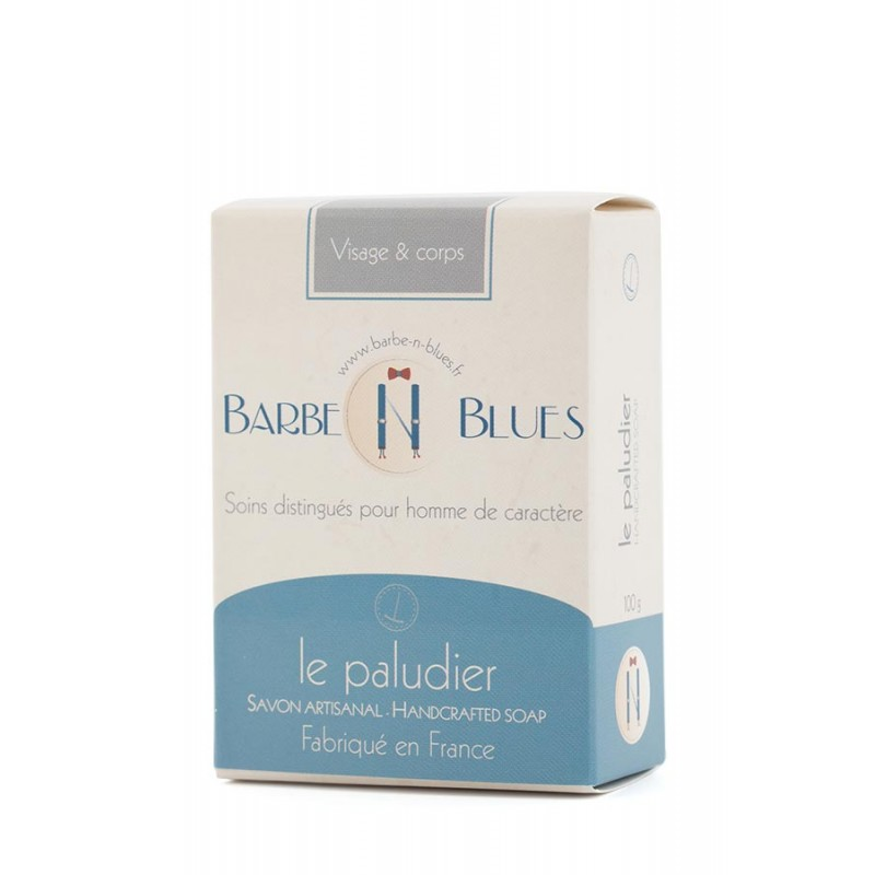 savon Le Paludier Barbe N Blues