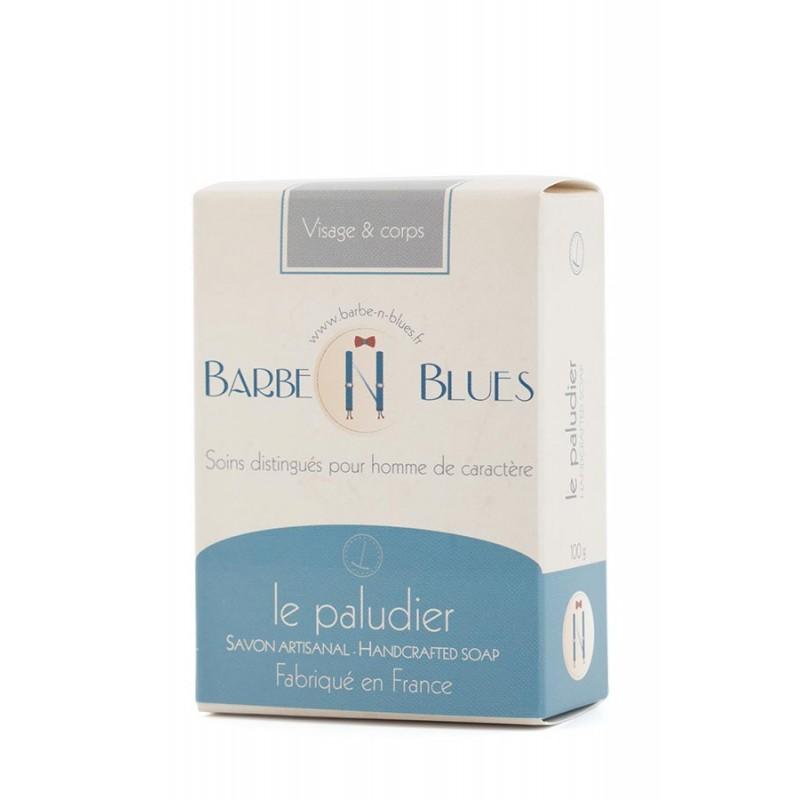 savon Le Paludier Barbe N Blues
