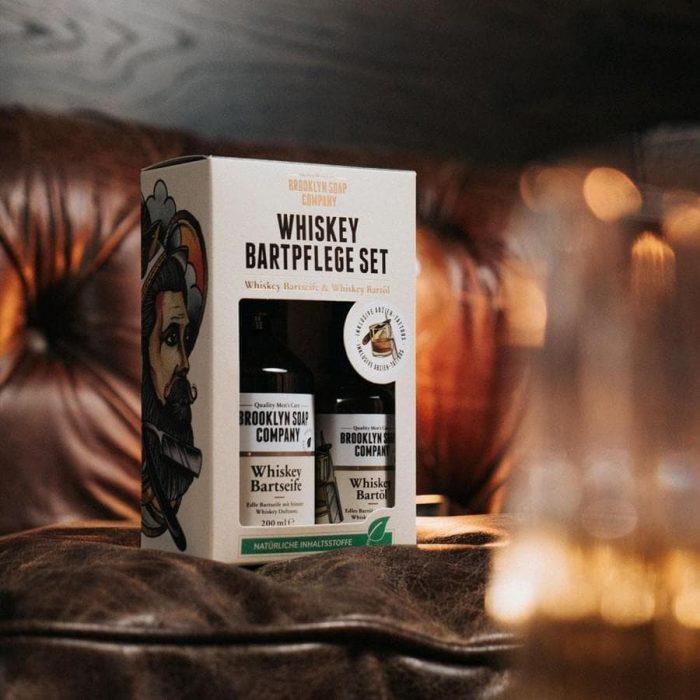 Whisky Box Brooklyn Soap Company