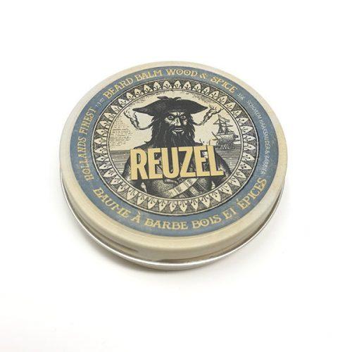 baume à barbe Reuzel Bois et épices