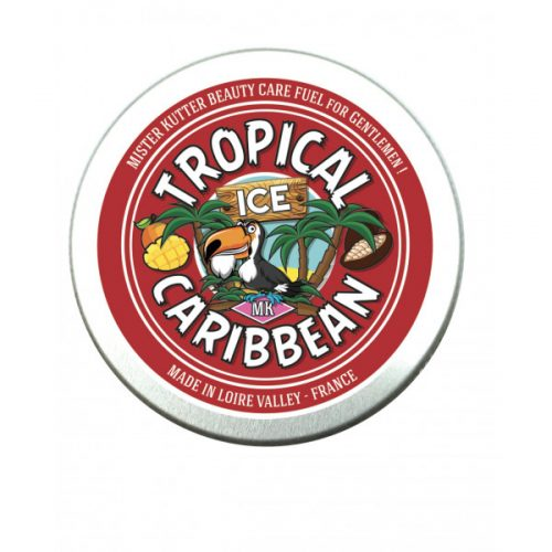 Crème pour barbe Ice Tropical Carribean Mister Kutter